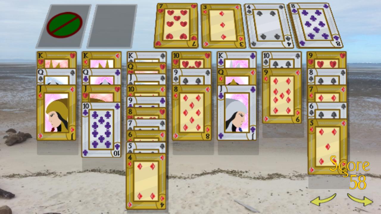 Precious deck!