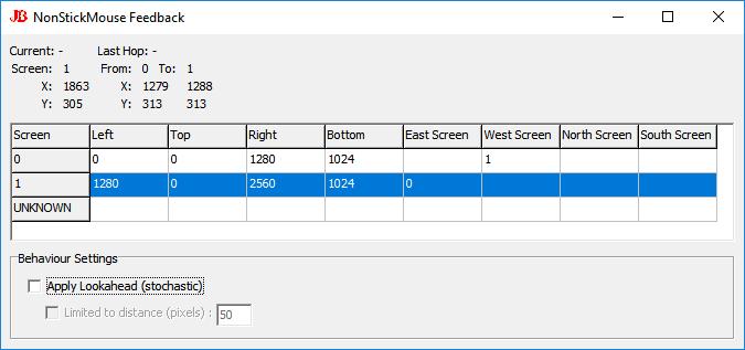 Non Stock Mouse Debug Switches